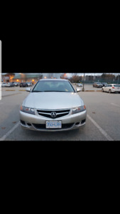 2006 Acura TSX with Navigation