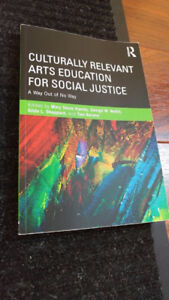 Culturally Relevant Arts Education for Social Justice (new)