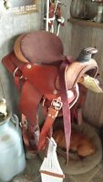 horse saddles and excessories