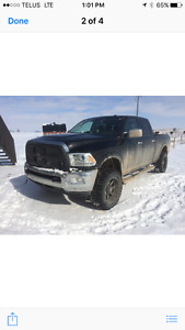 2014 Dodge Power Ram 2500 Longhorn Pickup Truck
