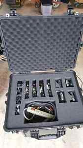 Videocomm wireless video system plus large new Pelican case Oakville / Halton Region Toronto (GTA) image 1