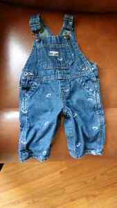 Infant boys 3-6 months clothing