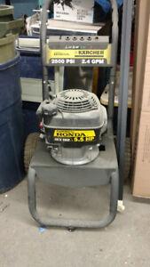 Honda Pressure Washer Engine
