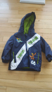 Boys 12 Month Spring Coat
