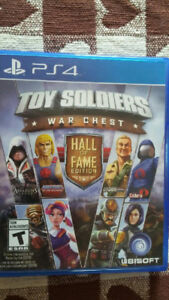 Toy Soldiers Hall Of Fame PS4 tower defense game