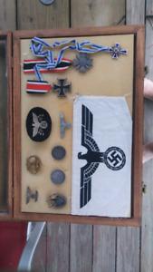Militaria. Canadien allemand ww2 militaria militaire military
