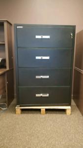 Gardex Fireproof 4 Drawer Filing Cabinet