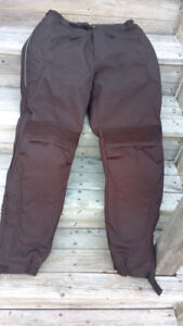 New Arlen Ness all-weather motorcycle 34w overpants