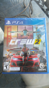 *Brand NEW* THE CREW 2 (PS4)