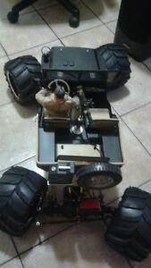 1/6 scale willys