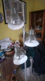 Standing lamp 3 light