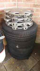 All season tires 175/65 r14 Kitchener / Waterloo Kitchener Area image 7