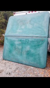 Used hot tub cover