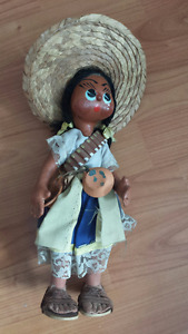 Vintage Doll from Mexico