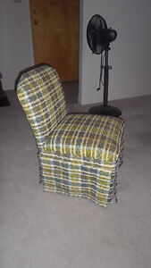 Small bedroom chair