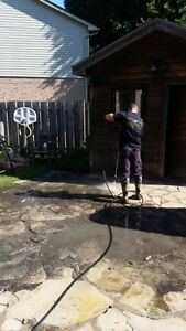 Pressure Washing at its best!! London Ontario image 7