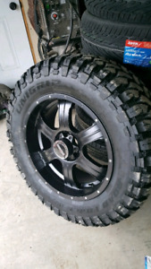 NEW LT35X12.5R20 CF3000 MUD TERRAIN TIRES