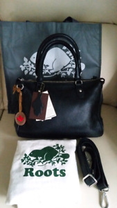Roots small grace bag purse