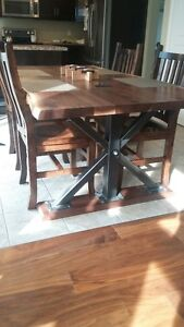 Beautiful Live Edge Table, and Live Edge Furniture