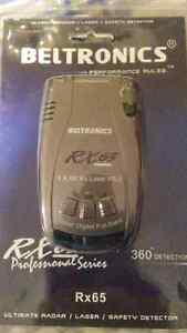 Beltronics radar detector Cambridge Kitchener Area image 1