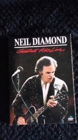 Neil Diamond DVD