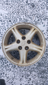 Nissan wheels set of four