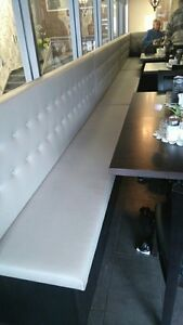 Upholstery service to restaurants booths / chairs Kitchener / Waterloo Kitchener Area image 2