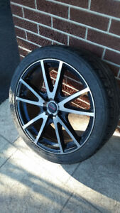 Low Profile Rims and Tires