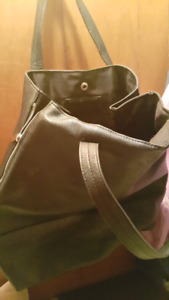 Forever 21 leather Tote