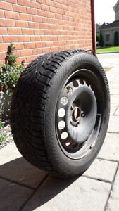 Used Nord*Frost 205/55 R 16 Pneus D'hiver/Winter Tires