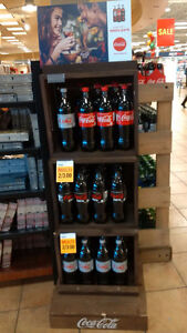 Wanted A Coke Display Rack like pictures.