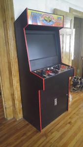 Arcade cabinet jouez à 645 jeux classiques d'arcade chez vous