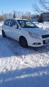 Safetied 2010 chevy aveo
