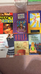 Assorted Teen Books For Sale - 6 Books for $20
