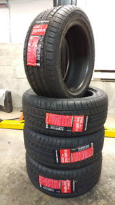 New 205/50R16 all season tires, $320 for 4