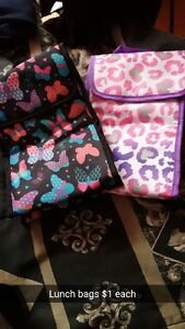 Purses and Lunch Bags