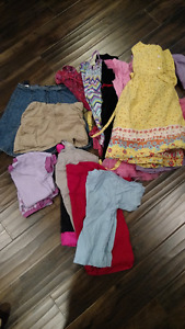 Size 5 Girl clothing lots