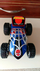 Auto Transformer Spider Man