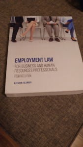 Employment Law For Business and HR Professionals - 4th Edition