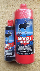 """Moose Juice"" Hunting Scent, Synthetic Moose Attractant, BNIB"