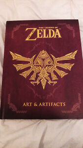 Selling Legend Of Zelda Art And Artifacts Book
