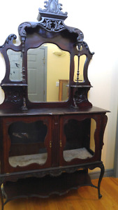 Two China Cabinets For Sale OBO