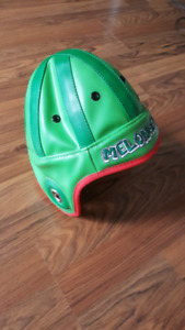 Roughriders melonhead hat