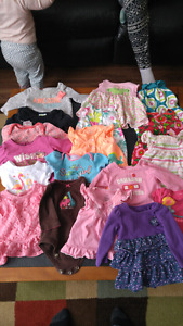 Baby girl clothes lot up to 3-6mo