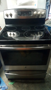 GE oven