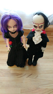 Unboxed Living Dead Dolls