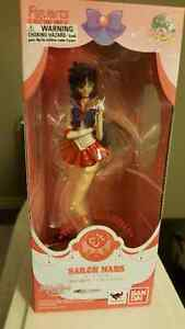 The Sailor Moon Crystal Sailor Mars Figure Edmonton Edmonton Area image 2