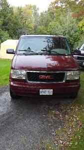 2002 GMC Safari Minivan, Van New Price