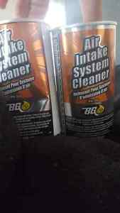 Air intake system cleaner