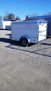 Rentals of trailers dumps ,cargo. enclosed , and we sell trailer